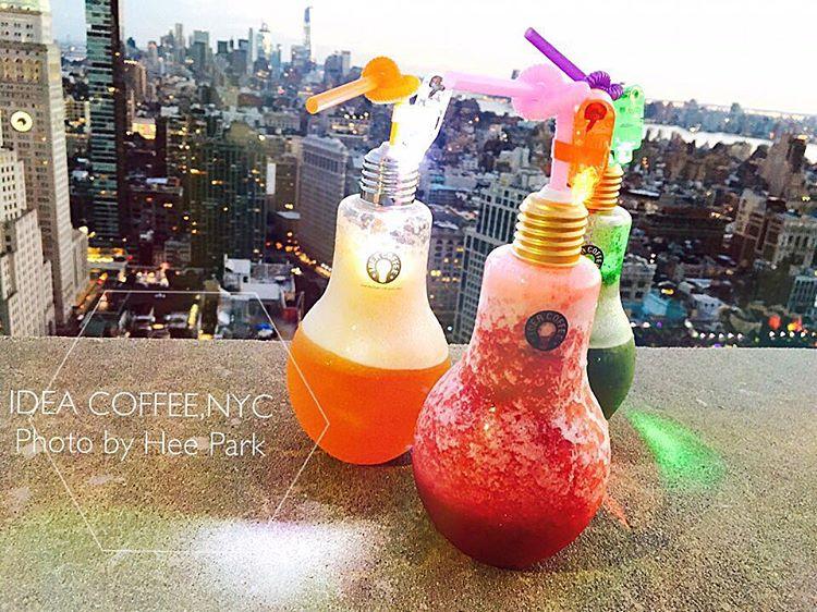 微妙な手作り感がじわじわくるNYのカフェ『アイデア・コーヒー』 Idea Coffee NYC_b0007805_0214891.jpg