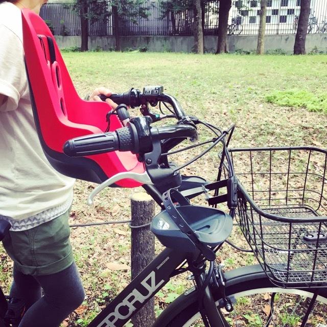 bobike 「 bobike ONE 」 ボバイク ワン チャイルドシート yepp 電動自転車 おしゃれ自転車 カスタム自転車 EZ ステップクルーズ ビッケ ezカスタム_b0212032_21201027.jpg