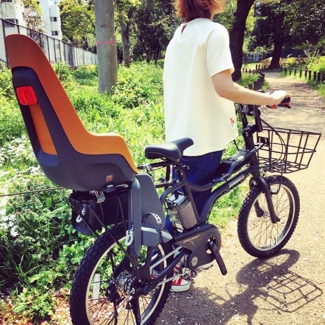 bobike 「 bobike ONE 」 ボバイク ワン チャイルドシート yepp 電動自転車 おしゃれ自転車 カスタム自転車 EZ ステップクルーズ ビッケ ezカスタム_b0212032_21211287.jpg