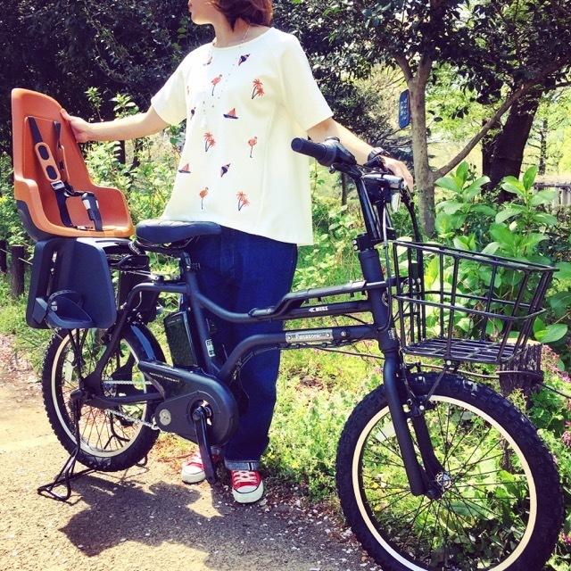 bobike 「 bobike ONE 」 ボバイク ワン チャイルドシート yepp 電動自転車 おしゃれ自転車 カスタム自転車 EZ ステップクルーズ ビッケ ezカスタム_b0212032_21212382.jpg