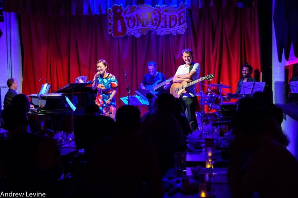 春のツアーの御礼, New Album とStacey Kent アルバム参加、New Yorkのライブ最新情報 NY Blue Note CD Release party_a0150139_03180428.jpg