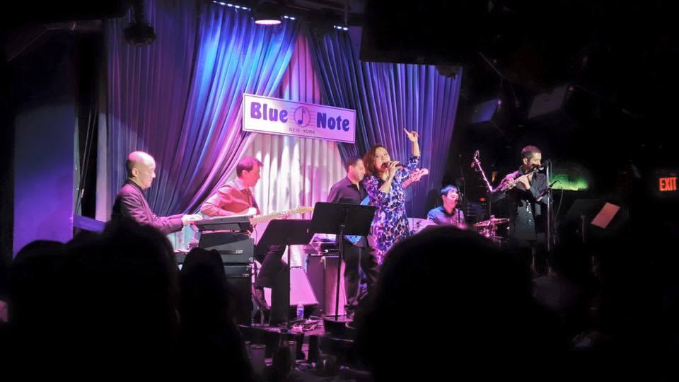 春のツアーの御礼, New Album とStacey Kent アルバム参加、New Yorkのライブ最新情報 NY Blue Note CD Release party_a0150139_03312918.jpg