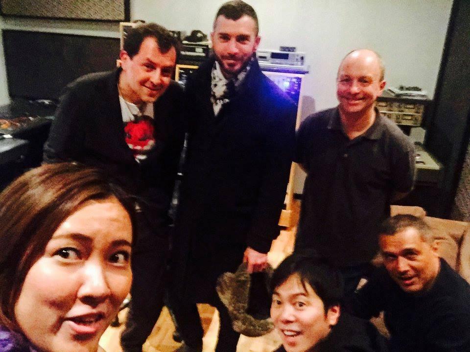 春のツアーの御礼, New Album とStacey Kent アルバム参加、New Yorkのライブ最新情報 NY Blue Note CD Release party_a0150139_03432959.jpg