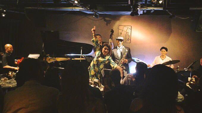 春のツアーの御礼, New Album とStacey Kent アルバム参加、New Yorkのライブ最新情報 NY Blue Note CD Release party_a0150139_03444929.jpg