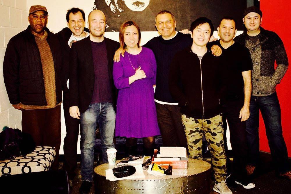 春のツアーの御礼, New Album とStacey Kent アルバム参加、New Yorkのライブ最新情報 NY Blue Note CD Release party_a0150139_03462210.jpg