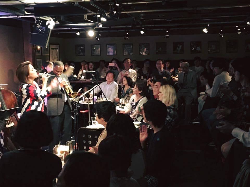 春のツアーの御礼, New Album とStacey Kent アルバム参加、New Yorkのライブ最新情報 NY Blue Note CD Release party_a0150139_04185417.jpg