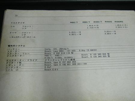 BMW R type諸元(フロントキャリパーがアーテの物)_e0218639_07234066.jpg