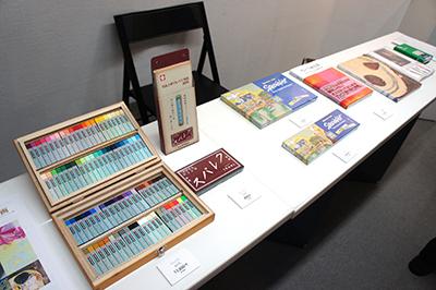 「現代アーティスト クレパス画展」開催中です。_f0171840_11295165.jpg