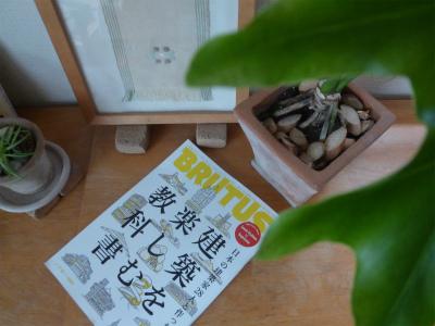 favorite   magazine    建築を楽しむ♪_a0165160_17504104.jpg