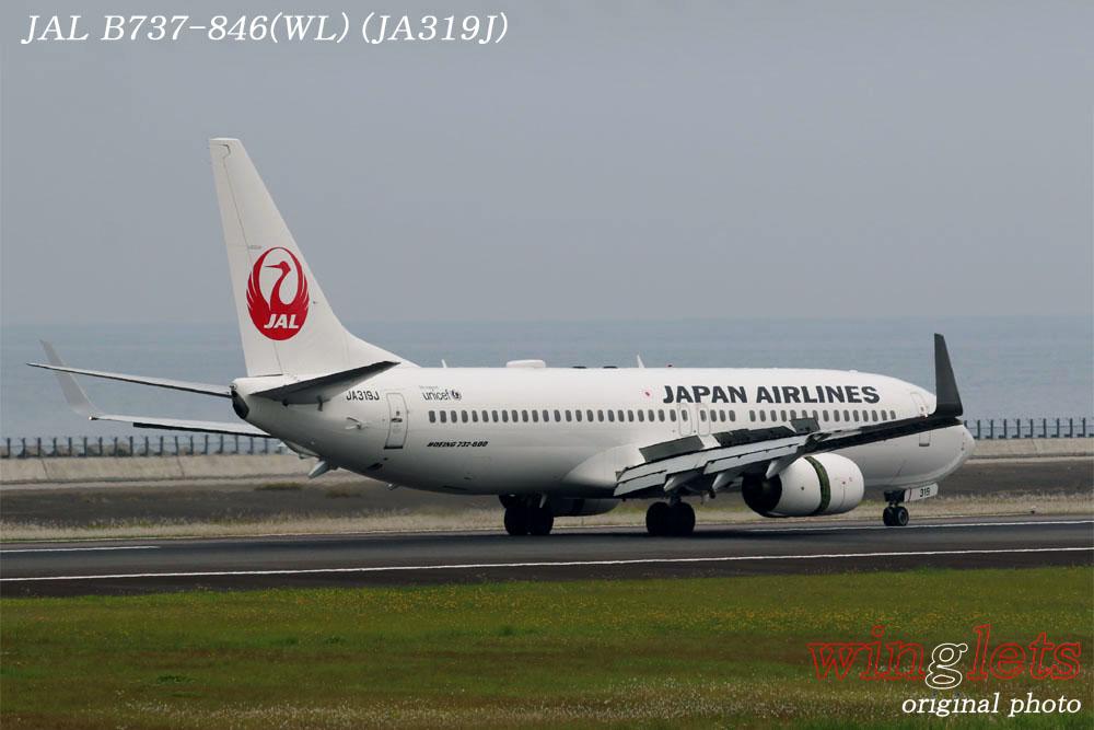 '17年 大分空港(RJFO)レポート ・・・ JAL/JA319J_f0352866_1214986.jpg