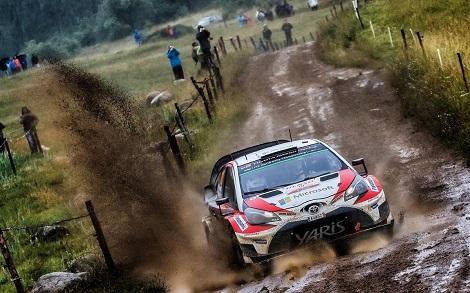日本ハム、ロッテ戦勝越し、WRC第8戦終了、都議選結果_d0183174_09320088.jpg