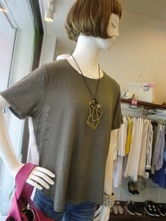 定番スタイル デニム&Tシャツ・・・・・☆_c0113499_14254317.jpg