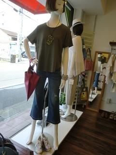定番スタイル デニム&Tシャツ・・・・・☆_c0113499_14263981.jpg