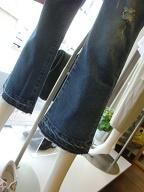 定番スタイル デニム&Tシャツ・・・・・☆_c0113499_14271388.jpg