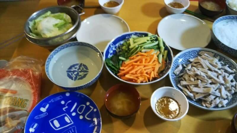 ベトナム料理を作りました_f0157414_22402961.jpg