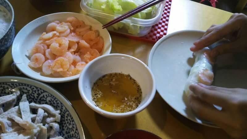 ベトナム料理を作りました_f0157414_22404757.jpg