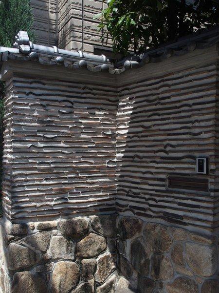 築地塀@上幟町_b0190540_074493.jpg