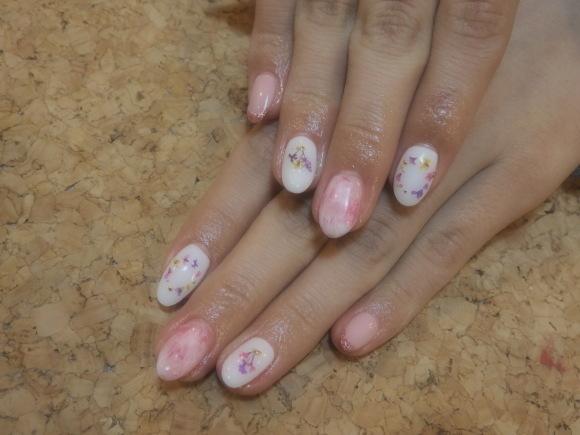 Dry Flower Nail_a0239065_13271540.jpg