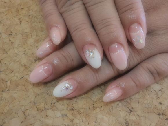 Pink Nail_a0239065_13474724.jpg