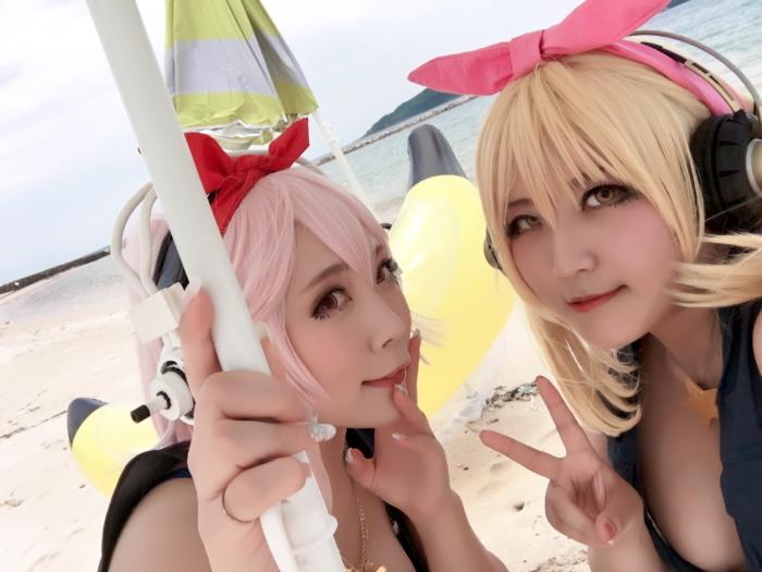 そにぽちゃお泊まり in SUMMER!_a0157480_15273095.jpg