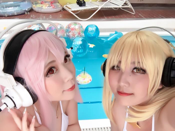 そにぽちゃお泊まり in SUMMER!_a0157480_15283648.jpg