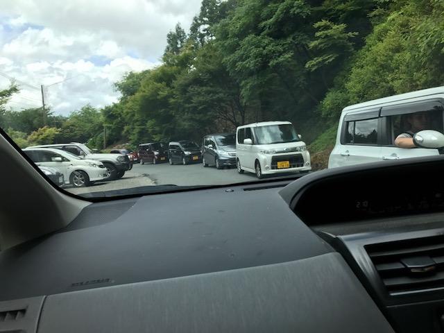 白糸の滝は渋滞。_f0232994_13213726.jpg