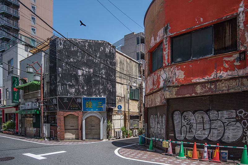 記憶の残像 2017年 花の東京 -19 東京都大田区 蒲田_f0215695_21353918.jpg