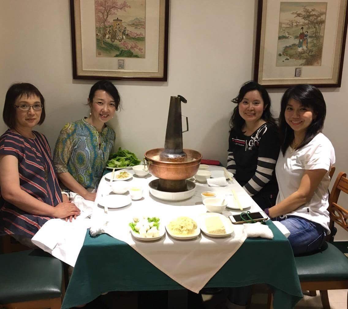 5月台湾グルメ「永康街カフェ、白菜鍋など」_f0141419_14265638.jpg