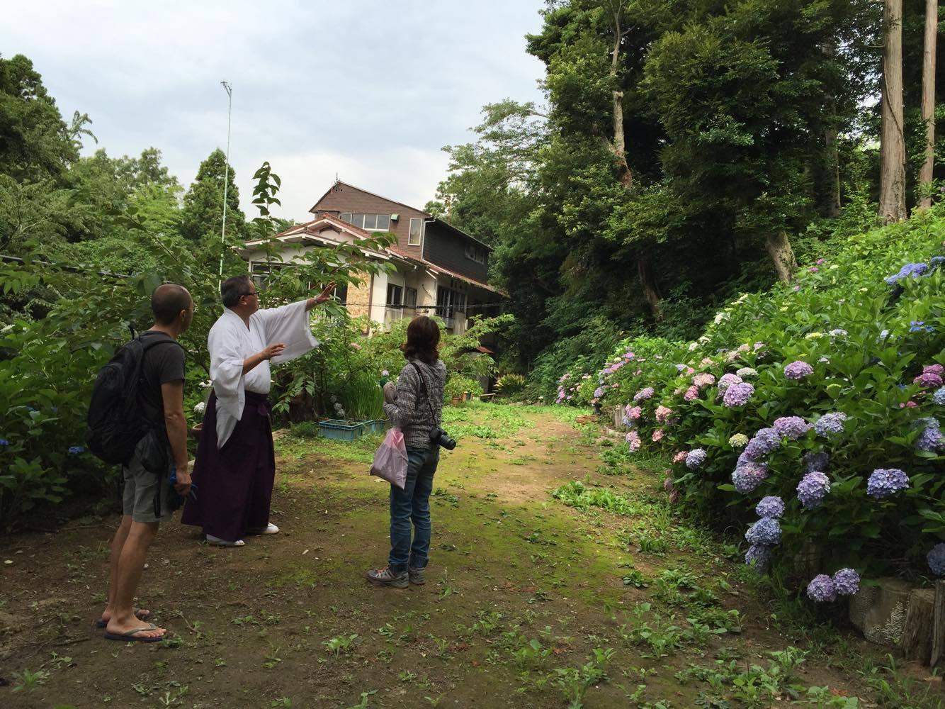 昨日は3人で紫陽花を・・・♪前編_d0108933_17105754.jpg