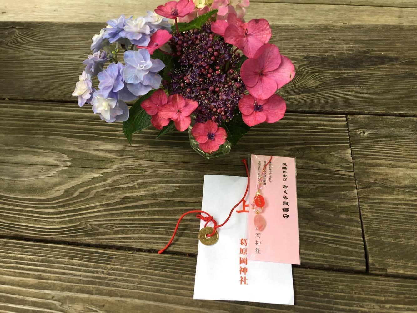 昨日は3人で紫陽花を・・・♪前編_d0108933_17112257.jpg