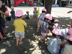 今日のひよこ組_e0166344_13552732.jpg