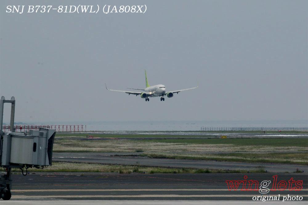 '17年 大分空港(RJFO)レポート ・・・ SNJ/JA808X_f0352866_21423145.jpg