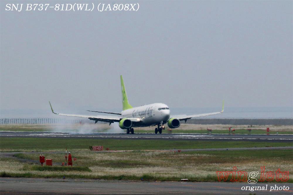 '17年 大分空港(RJFO)レポート ・・・ SNJ/JA808X_f0352866_21424340.jpg