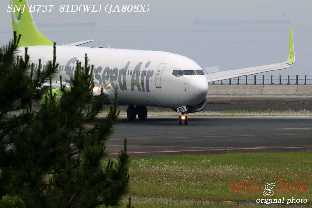 '17年 大分空港(RJFO)レポート ・・・ SNJ/JA808X_f0352866_2142535.jpg
