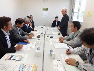 行政調査(釧路市・斜里町・羅臼町)_f0019487_1051461.jpg