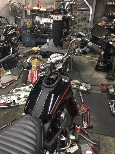 今日のgeemotorcycles は!_a0110720_17490957.jpg