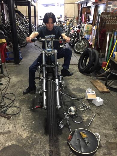 今日のgeemotorcycles は!_a0110720_17491294.jpg