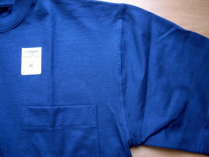 CAMBER Pocket Tee_d0334060_16170779.jpg