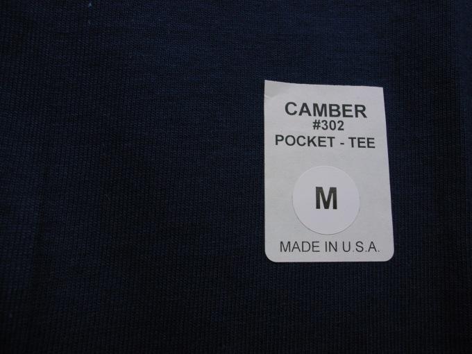 CAMBER Pocket Tee_d0334060_16171474.jpg