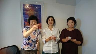 7月6日(木)ガラス工芸家・中野幹子さん_e0006772_12401422.jpg