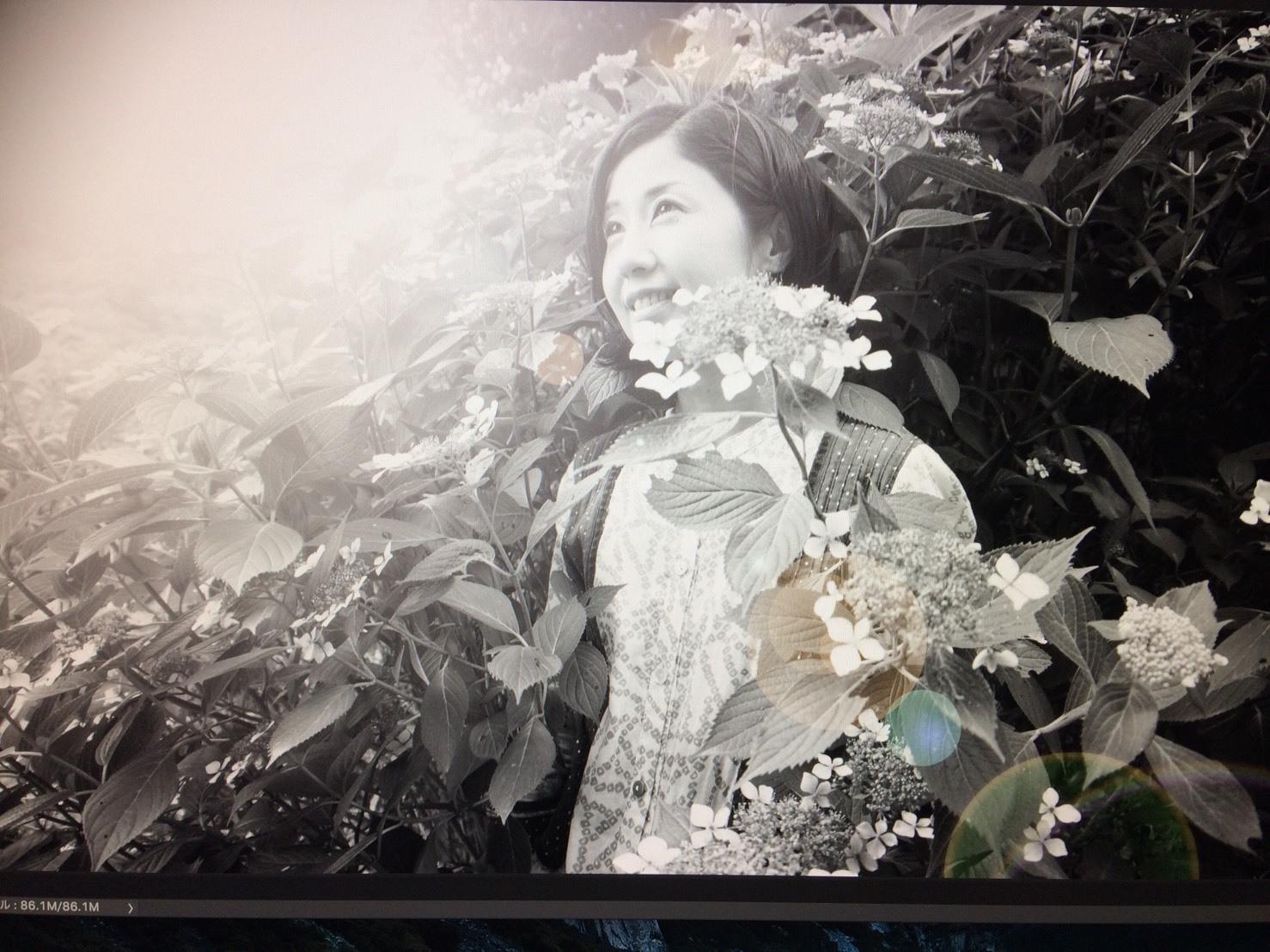 mikanちゃんに撮ってもらいました。_e0075673_15460858.jpg