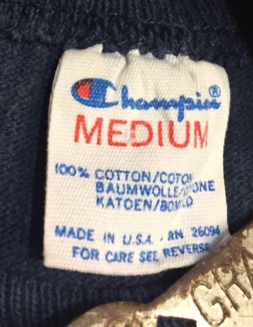 7月8日(土)入荷!80s チャンピオン トリコタグ all cotton Tシャツ!_c0144020_14501193.jpg