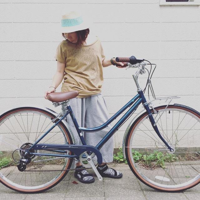 SCHWINN シュウイン 『TRAVELER トラベラー』クルーザー おしゃれ自転車 自転車女子 自転車ガール _b0212032_13273447.jpg