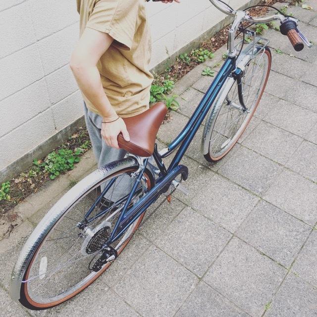 SCHWINN シュウイン 『TRAVELER トラベラー』クルーザー おしゃれ自転車 自転車女子 自転車ガール _b0212032_13274876.jpg