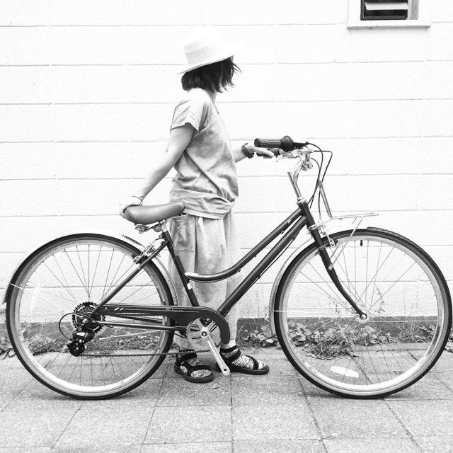 SCHWINN シュウイン 『TRAVELER トラベラー』クルーザー おしゃれ自転車 自転車女子 自転車ガール _b0212032_13304599.jpg