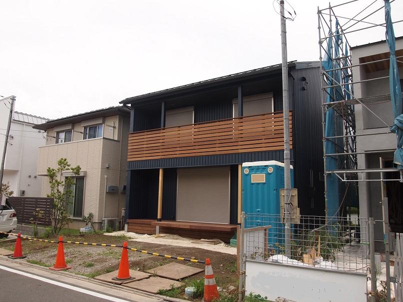 平塚の家☆完成間近い現場です_c0152341_1033469.jpg