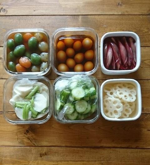 イエシゴトVol.222 今週の作りおき2と追加の梅シゴトと野菜の冷凍術_e0274872_18432486.jpg