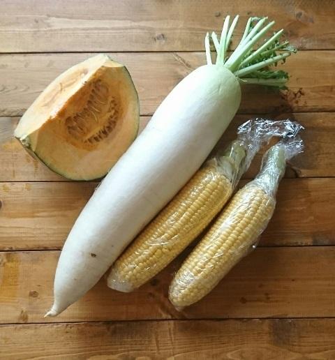 イエシゴトVol.222 今週の作りおき2と追加の梅シゴトと野菜の冷凍術_e0274872_18433736.jpg