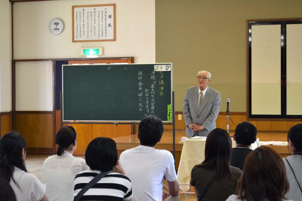 今日は、七夕参観日です。上宮第二幼稚園にて。_d0353789_16263676.jpg