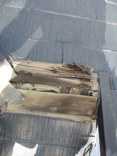 練馬区の北町で、屋根修理工事_c0223192_00492060.jpg